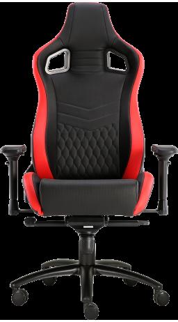 11Геймерське крісло GT Racer X-0718 Black/Red
