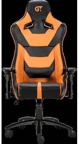 Геймерське крісло GT Racer X-0719 Black/Orange