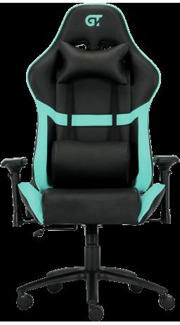 11Геймерське крісло GT Racer X-0720 Black/Mint