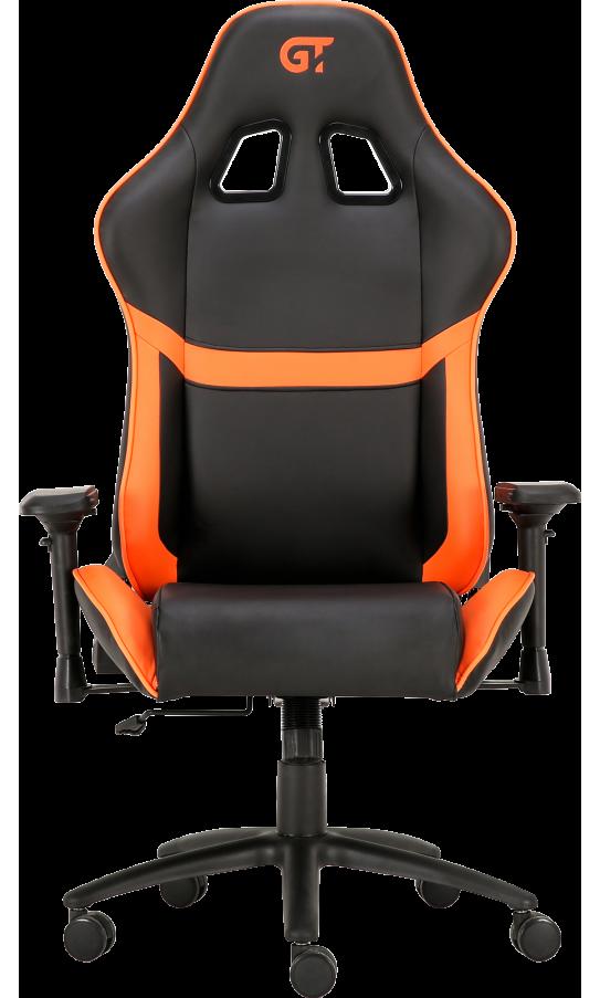 Геймерское кресло GT Racer X-0720 Black/Orange