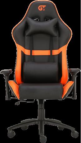 Геймерське крісло GT Racer X-0720 Black/Orange