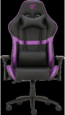 Геймерське крісло GT Racer X-0720 Black/Purple