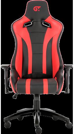 11Геймерське крісло GT Racer X-0725 Black/Red