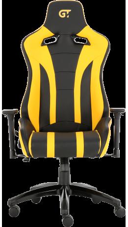 Геймерське крісло GT Racer X-0725 Black/Yellow