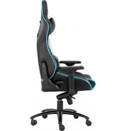 Геймерське крісло GT Racer X-0733 Black/Blue