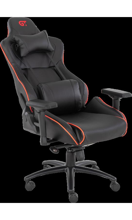 Геймерське крісло GT Racer X-0733 Black/Red