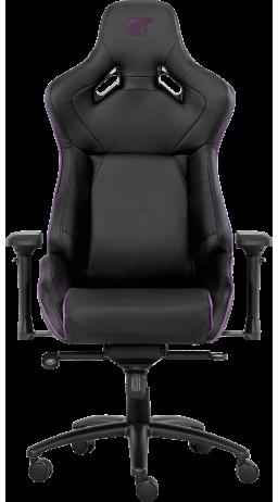 11Геймерське крісло GT Racer X-0733 Black/Violet