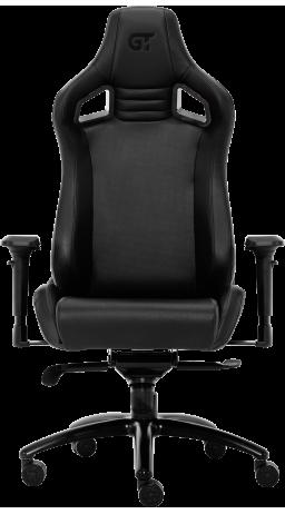 Геймерське крісло GT Racer X-0814 Black/Carbon Black