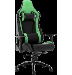Геймерське крісло GT Racer X-0814 Black/Dark Green