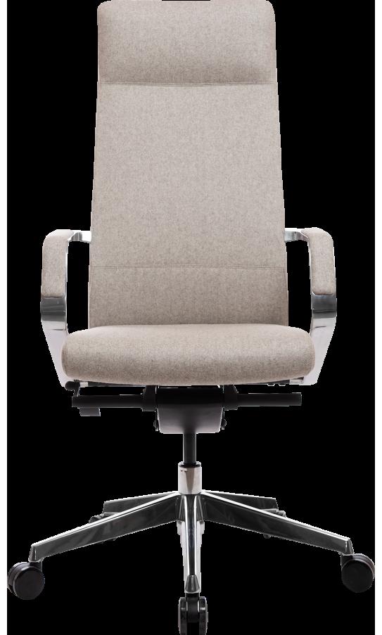 Офісне крісло GT Racer X-1811 FABRIC Light Gray