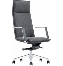 Офісне крісло GT Racer X-1819 FABRIC Dark Gray