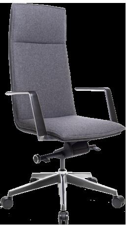 11Office chair GT Racer X-1819 FABRIC Dark Gray