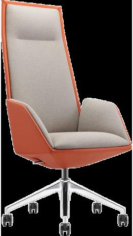 Офисное кресло GT X-1916 FABRIC Orange/Flaxen