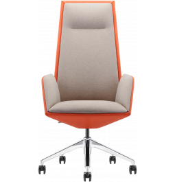 Офісне крісло GT X-1916 FABRIC Orange/Flaxen