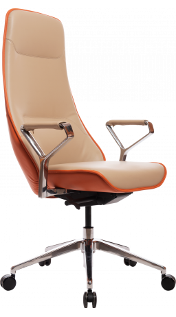 Офісне крісло GT Racer X-1920 Orange/Beige