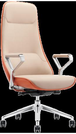 Офисное кресло GT X-1920 FABRIC Orange/Beige