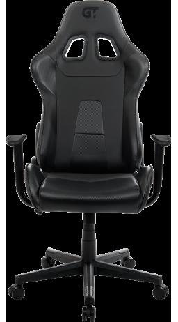 11Геймерське крісло GT Racer X-2317 Black/Carbon Black