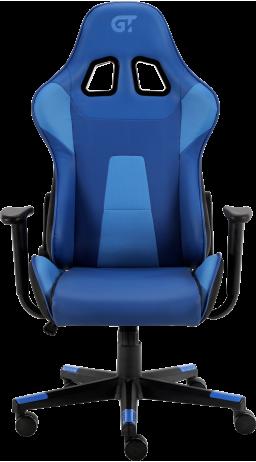 11Геймерське крісло GT Racer X-2317 Black/Dark Blue