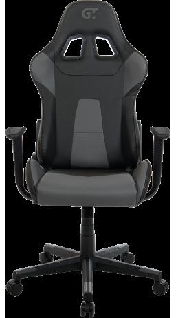 11Геймерське крісло GT Racer X-2317 Black/Dark Gray