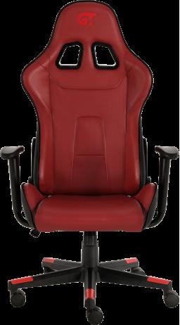 11Геймерське крісло GT Racer X-2317 Black/Wine red