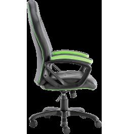 Геймерське крісло GT Racer X-2318 Black/Apple Green