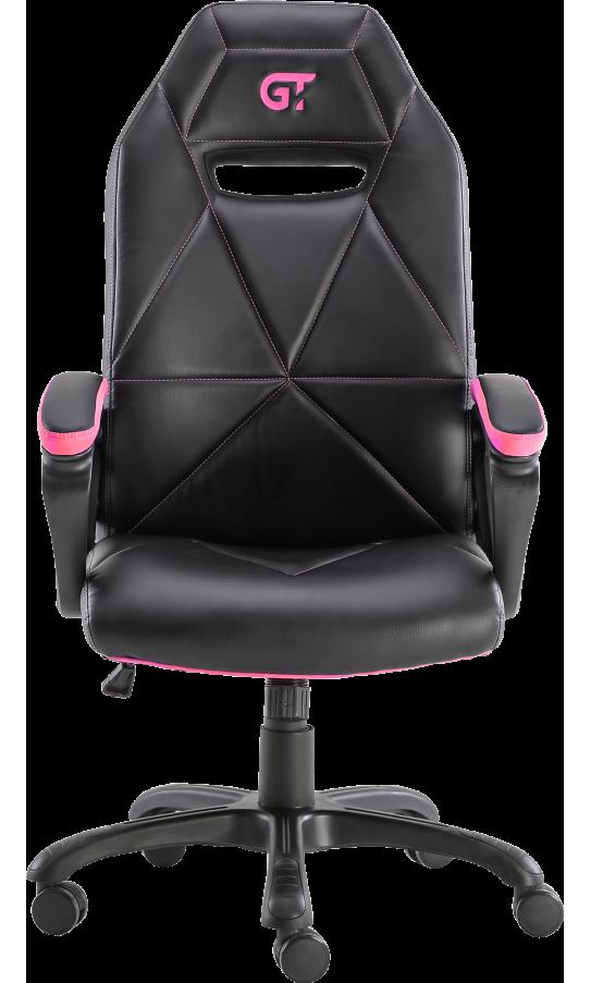 Геймерское кресло GT Racer X-2318 Black/Pink