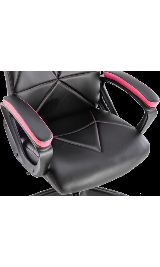 Геймерське крісло GT Racer X-2318 Black/Pink
