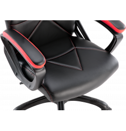 Геймерское кресло GT Racer X-2318 Black/Red