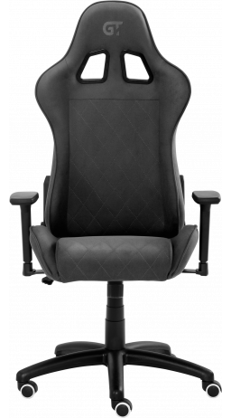 11Геймерське крісло GT Racer X-2319 Dark Gray