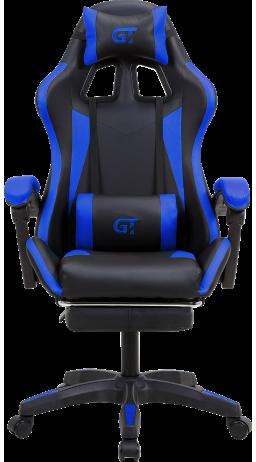 Геймерське крісло GT Racer X-2323 Black/Blue
