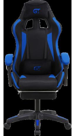 Геймерське крісло GT Racer X-2324 Fabric Black/Blue