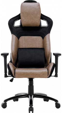 Геймерське крісло GT Racer X-2420 Black/Brown