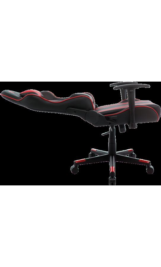 Геймерське крісло GT Racer X-2504-M (Massage) Black/Red