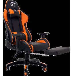 Геймерське крісло GT Racer X-2525-F Black/Orange