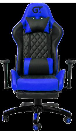 Геймерське крісло GT Racer X-2526 Black/Blue