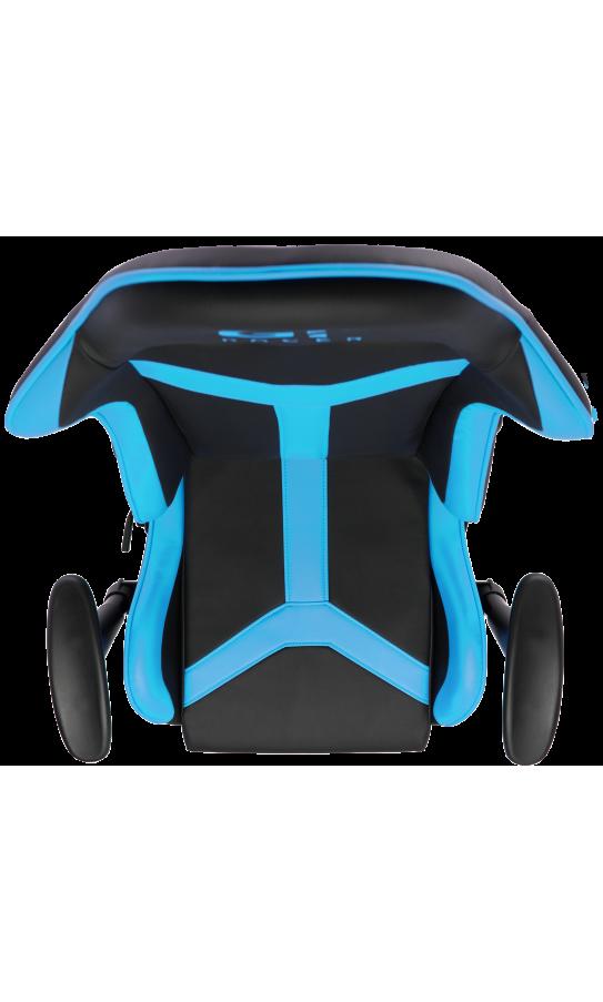 Геймерське крісло GT Racer X-2527 Black/Blue
