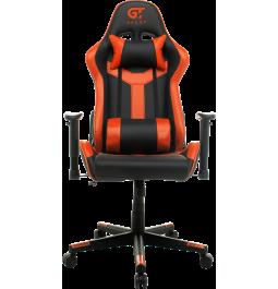 Геймерское кресло GT Racer X-2527 Black/Orange