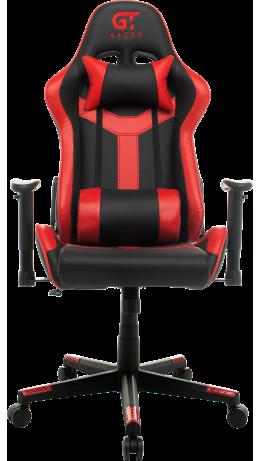 Геймерське крісло GT Racer X-2527 Black/Red