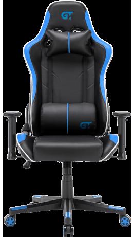 Геймерське крісло GT Racer X-2528 Black/Blue