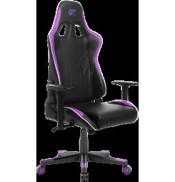 Геймерське крісло GT Racer X-2528 Black/Purple