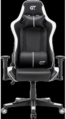 Геймерське крісло GT Racer X-2528 Black/White