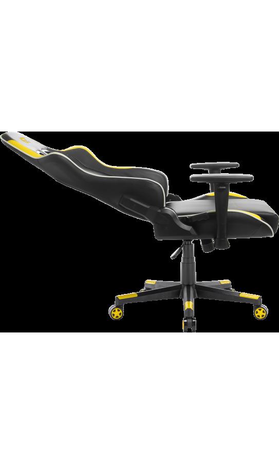 Геймерське крісло GT Racer X-2528 Black/Yellow