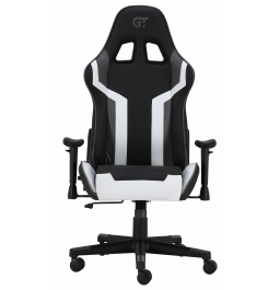 Геймерське крісло GT Racer X-2530 Black/Gray/White
