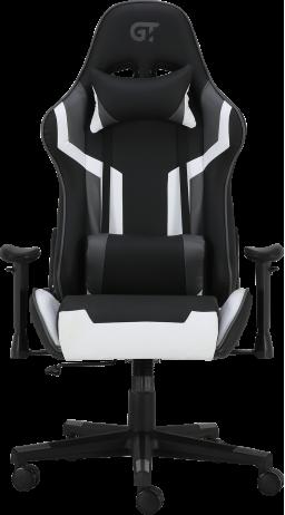11Геймерське крісло GT Racer X-2530 Black/Gray/White
