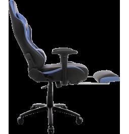 Геймерське крісло GT Racer X-2534-F Black/Blue