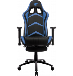 Геймерское кресло GT Racer X-2534-F Black/Blue