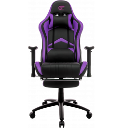 Геймерське крісло GT Racer X-2534-F Black/Violet