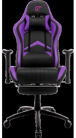 11Геймерське крісло GT Racer X-2534-F Black/Violet