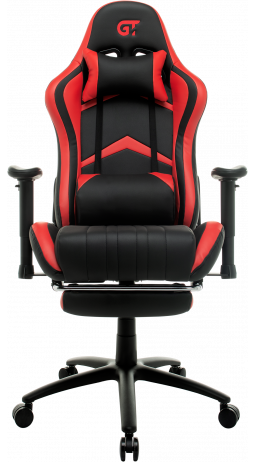 11Геймерське крісло GT Racer X-2534-F Black/Red
