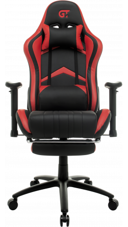 Геймерське крісло GT Racer X-2534-F Black/Red